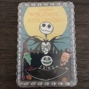 NEW Nightmare Before Christmas Playing Cards